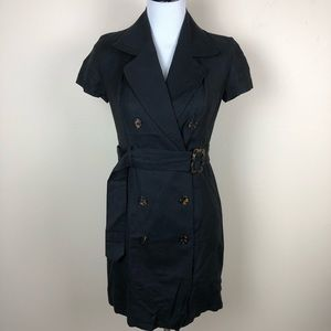 Laundry by Shelli Segal size 2 trench style dress